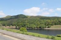 Lady Bower Dam 2013