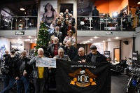 Christmas Drinks & Cheque Presentation 2019_3