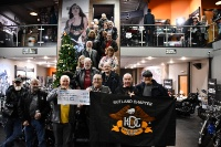 Christmas Drinks & Cheque Presentation 2019_5