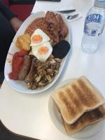 Super Sausage Cafe May 2019